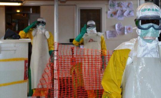 कंगोमा फेरि इबोला संक्रमण फैलियो