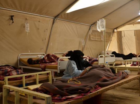 यमनमा हैजाको महामारी अहिलेसम्मकै गम्भीर, दुई लाख मानिस प्रभावित