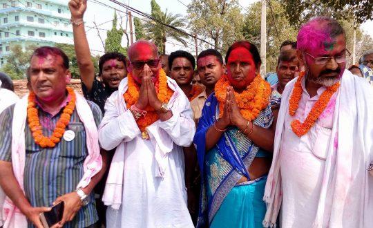 राजपाले कुन जिल्लामा कति स्थानीय तह जित्यो ? पर्सा र सिरहामा निल