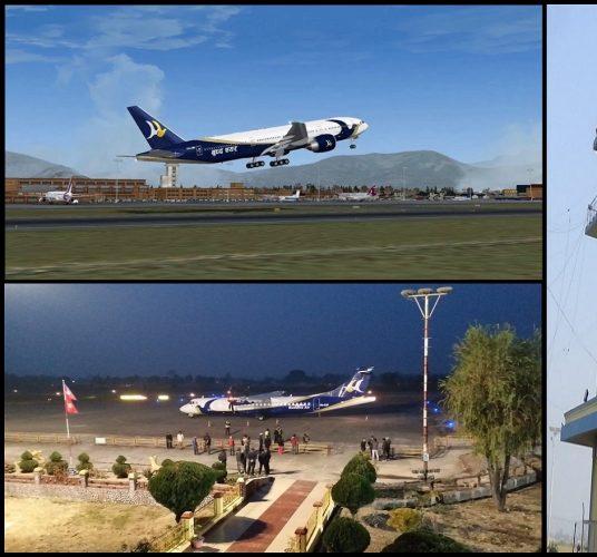 दैनिक ५ उडान हुदैँ आएको धनगढी विमानस्थल बैशाख २२ गतेदेखि बन्द हुदैँ