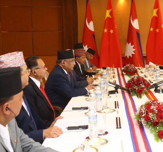चिनियाँ कम्युनिस्ट पार्टी र नेपालका प्रमुख दलबीच भोलि भर्चुअल अन्तर्क्रिया हुने